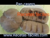 Pan casero con levadura 240 Minutos captura de pantalla