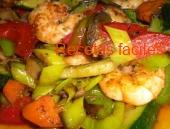 Langostinos verduras en escabeche 35 Minutos captura de pantalla