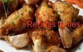 Alitas de pollo con jengibre y ajo 45 Minutos captura de pantalla