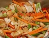 Chop suey de pollo 70 Minutos captura de pantalla