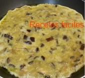 Tortilla de berenjenas 10 Minutos captura de pantalla