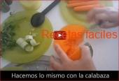 Potaje de zanahorias calabaza 30 Minutos captura de pantalla